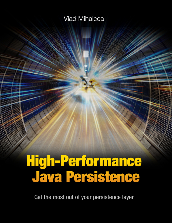High-Performance Java Persistence Book